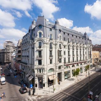Current Cismigiu Hotel, source: www.hotelcismigiu.ro